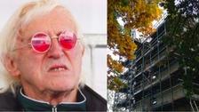 Jimmy Savile's Leeds penthouse demolished