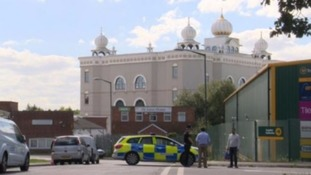 Fifty face no police action over protest at Sikh Temple