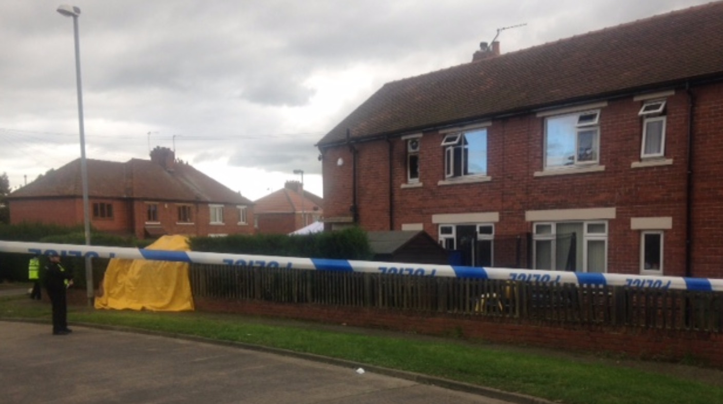 Man and girl 8 killed in house fire near wakefield for Wakefield house