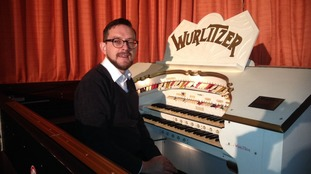 WATCH: Iconic Wurlitzer emerges in Bowness