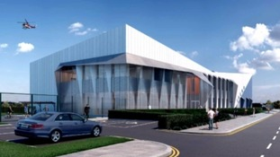 Aerospace centre given the go-ahead in Yeovil to sure up industry as fear of job losses continues at GKN