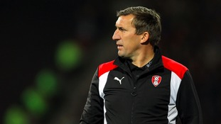 Rotherham manager Alan Stubbs sacked