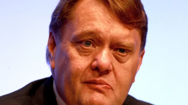 Energy Minister John Hayes earlier this month