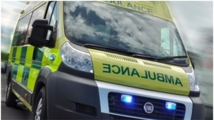 A 28-year-old man arrived at A&E with a stab wound to the chest