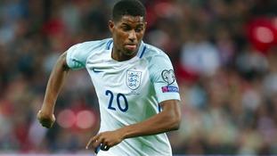 Mourinho wary of Rashford 'contradictions' for England