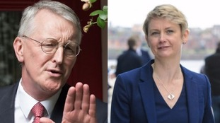 Hilary Benn and Yvette Cooper appointed select committee chairs