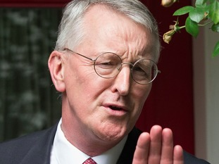 Hilary Benn was sacked from the shadow cabinet earlier this year