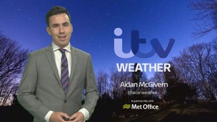 Wales weather: A chilly night with frost and fog