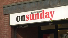 The Bedfordshire on Sunday will continue despite the closure of its sister titles.