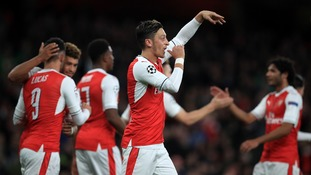 Three things we learned: Arsenal 6-0 Ludogorets