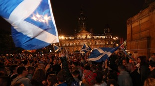 A second independence referendum draft bill is set to be published