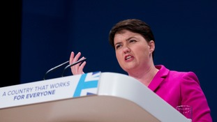 Ruth Davidson opposes the new Bill