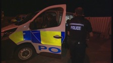 Five men charged following sexual exploitation raids