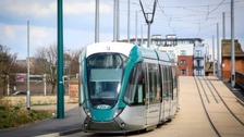 Notts businesses paid over £3 million for tram extension