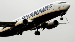 New Ryanair routes from Manchester and Liverpool