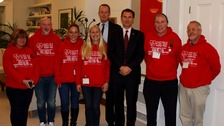 Grantham A&E campaigners attend 'productive meeting' with Jeremy Hunt