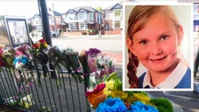 7-year-old Sophia McDonald died after being hit by a skip lorry on Henley Road