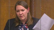 Redcar MP Anna Turley