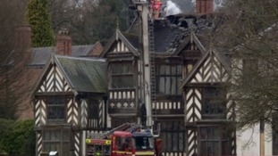 Wythenshawe Hall added to 'at risk' register