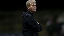 Dundalk boss Stephen Kenny