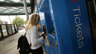 Farron campaigns against student rail fare rise