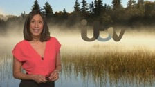 Wales weather: Mostly dry, with sunny spells