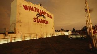 Walthamstow Stadium.