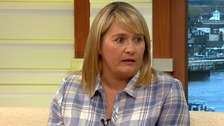 Mother of missing Corrie McKeague: 'Someone else must have been involved'