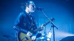 Radiohead confirmed as Glastonbury Festival headliners