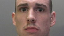 Jordan Palmer was found to be under the influence of drugs when he carried out the attack.
