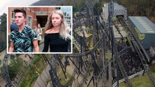 Students apologise to Smiler victims for 'roller coaster costume'