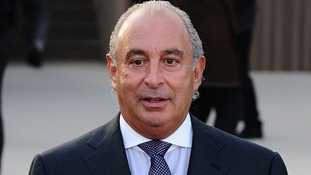MPs approved a motion to strip Sir Philip Green of his knighthood.