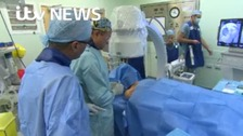 Kent surgeons find way of treating frozen shoulder