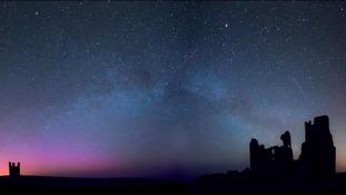 Orionid meteors