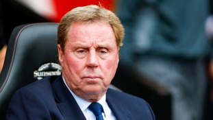 Harry Redknapp said he it was a 'freak' accident and his wife was 'fine'.