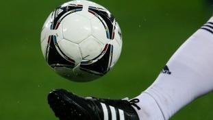 Latest football action