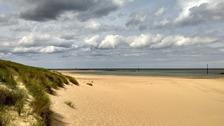 Sea Palling in Norfolk