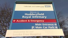 Unanimous vote to close Huddersfield's A and E unit