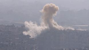 Gunfire intensifies in Aleppo despite ceasefire