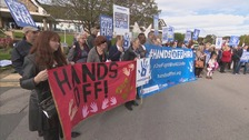 Campaigners vow to fight closure of Huddersfield A&E