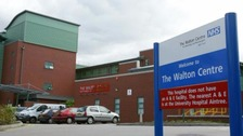 Merseyside hospital rated 'outstanding' by health watchdog