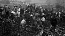 Aberfan: 50 years since a tragedy that shook the world