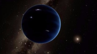 Researchers believe Planet Nine could be causing the solar system to tilt.