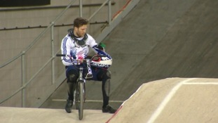 BMX rider reveals he will contest next Olympics despite 'nightmare' crash