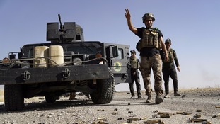 Iraqi forces are intent on recapturing the city of Mosul
