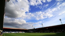 "Luton Town have called the incident ""totally unacceptable""."