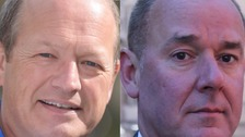 Simon Danczuk MP and GMP Federation Chairman Ian Hanson have clashed over GMP's work to tackle historic allegations of sexual abuse.