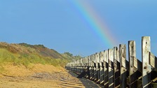 Rainbow near Gorleston
