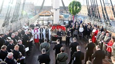 Ceremony to mark anniversary of Battle of Trafalgar