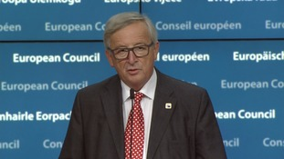 Jean-Claude Juncker: CETA free trade deal could be agreed in a few days
